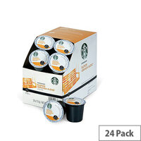 Starbucks Blonde Veranda Blend Pack 24 K-Cup pods for Keurig K140 & K150 93-07017