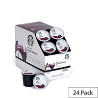 Starbucks Caffe Verona Pack 24 K-Cup pods for Keurig K140 & K150 93-07020