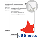 A1 Flipchart Pad Self Adhesive 70gsm 20 Sheets White Pack 2 5 Star