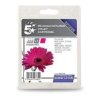 Brother LC1240M Compatible Magenta Inkjet Cartridge 5 Star