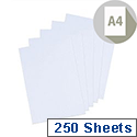 A4 White Card Multifunctional 160gsm 5 Star (Pack of 250 Sheets)