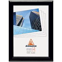 Announce Snap Frame A3 Black AA06223