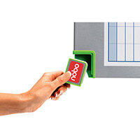 Nobo Performance Plus Monthly Planning Board