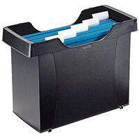 Leitz Plus Suspension Filing Unit Black