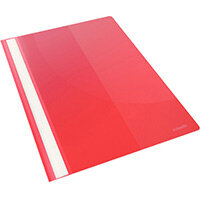 Esselte VIVIDA Plastic Conference File A4 Red