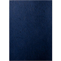 Leitz Binding Covers 240g Leather Optic Pack of 100