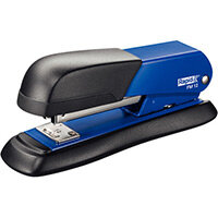 Rapid Desktop Metal Halfstrip Stapler FM12 Blue