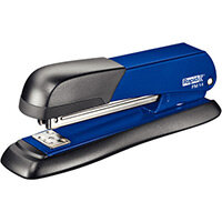 Rapid Desktop Metal Fullstrip Stapler FM14 Blue