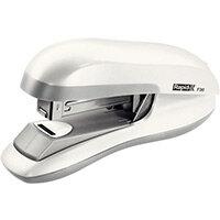 Rapid Desktop Flat Clinch Halfstrip Stapler F30 White
