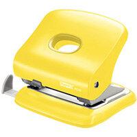 Rapid Desktop Hole Punch FC30 3mm Yellow