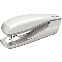 Leitz New NeXXt Style Metal Office Stapler 30 Sheet Capacity Arctic White