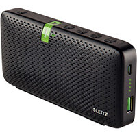 Leitz Complete Portable Conference Bluetooth HD Speaker Black