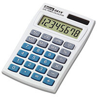 Ibico 081X Pocket Calculator