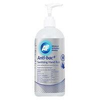 Anti-Bac Sanitising Hand Rub Pack of 6 ABHHR500_6