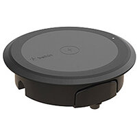 Wireless charging spot for surface installation