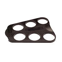 Vending Cup Carry Tray Plastic Capacity 6 Cups Pack 1