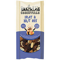 Snacking Essentials Fruit and Nut 40g Pack of 16 A08110