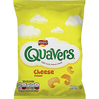 Walkers Quavers 20g Pack of 32 122007