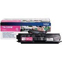 Brother TN-329M Magenta Extra High Capacity Toner Cartridge TN329M