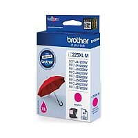 Brother LC225XLM Magenta High Yield Inkjet Cartridge Umbrella