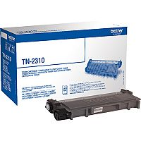 Brother TN-2310 Black Toner Cartridge TN2310 - High quality genuine Brother cartridge - 1,200 pages approx - Prevents waste to save you paper, time and money