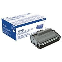 Brother TN-3430 Black Standard Capacity Toner Cartridge TN3430 - 3,600 pages approx - High quality genuine Brother cartridge - Prevents waste to save you paper, time and money