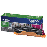 Brother TN-247M High Yield Magenta Toner Cartridge TN247M