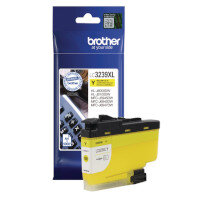 Brother LC3239XLY High Yield Yellow Inkjet Cartridge LC3239XLY