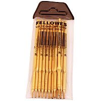 Fellowes Ballpoint Pen Refill Black 0911501