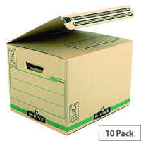 Fellowes Bankers Box Secure Ship and Store Box Pack of 10