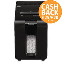 Fellowes AutoMax Micro Cut 100M Hybrid Shredder 4629301