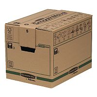 Bankers Box Smal Brown Removal Packing Cardboard Box Pack of 5 (3 For The Price Of 2) BB810484
