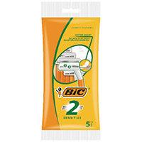 Bic 2 Sensitive Shavers Pack of 100 838528