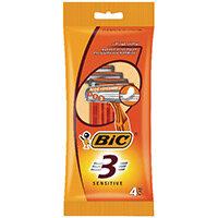 Bic 3 Sensitive Shavers Pack of 40 872906