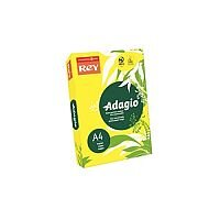 Adagio Card A4 160gsm Yellow (Pack of 250)