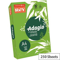 Adagio Intense Deep Green A4 Card Paper 160gsm Pack of 250