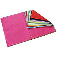 Bright Ideas Tissue Paper 480 Sheets Assorted BI7830