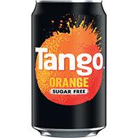 Britvic Tango Orange Sugar Free 330ml Pack of 24 0402123