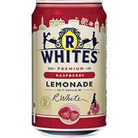 Britvic R Whites Raspberry Lemonade 330ml Pack of 24 0402119