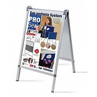 Franken A-Frame Board Outdoor PRO A1 BS1309