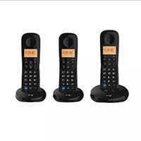 BT Everyday DECT TAM Phone Trio 90667
