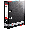 Black n Red By Elba A4 Lever Arch File 80mm 400051488