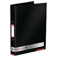 Black n' Red By Elba A4 Ring Binder 400051510