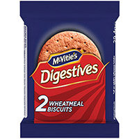 McVities Original Digestive Biscuits Twin Pack Pack of 24 41420