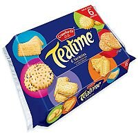 Crawford's Teatime Assorted Biscuits Pack 275g (Pack of 1) A07549