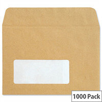 New Guardian Manilla C6 Wallet (Pack of 1000)