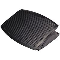 Contour Ergonomics Ergo Plus Footrest Black CE77688