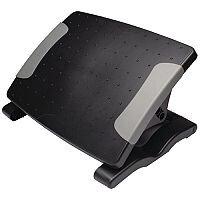 Contour Ergonomics Professional Adjustable Footrest Black CE77689