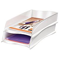 CEP Ellypse Xtra Strong White Letter Tray 1003000021