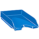 Ceppro Gloss Letter Tray Blue 200G Blue